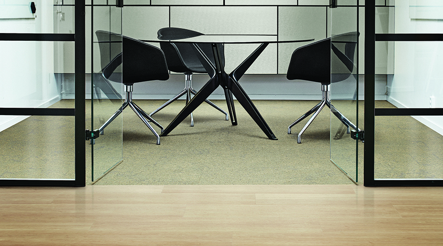Interface Luxury Vinyl Tile, Rubber Flooring and Modular Carpet Tile