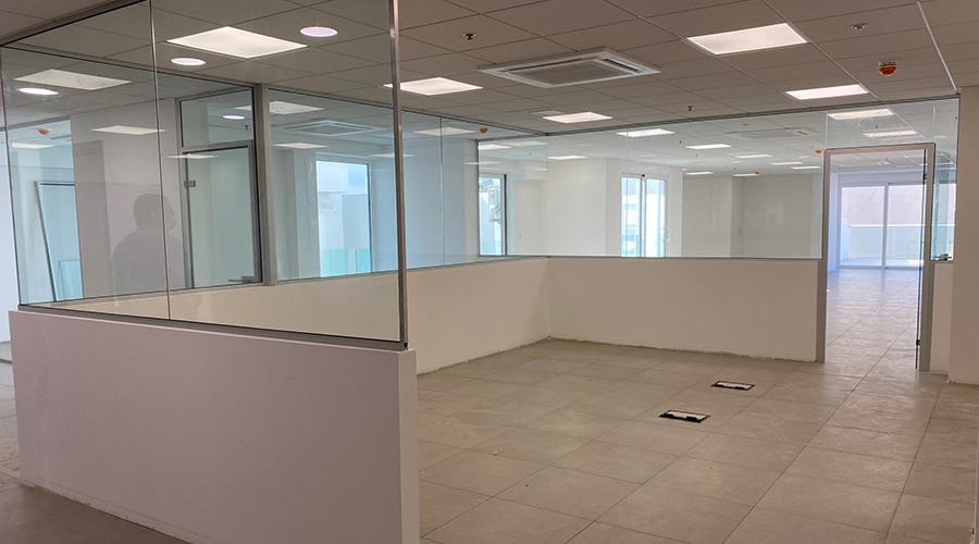Commercial project in Sliema